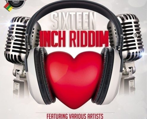 16 Inch Riddim Legendary Music