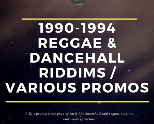 1990s Reggae And Dancehall Riddims