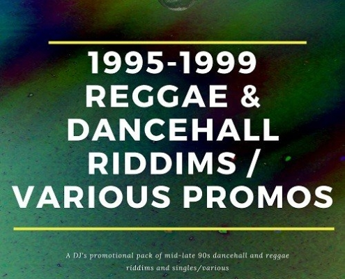 1995 1996 1997 1998 1999 Reggae Dancehall Riddims