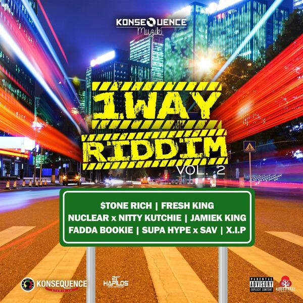 1way Riddim Vol 2