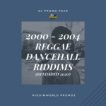 2000 2004 Reggae Dancehall Riddims
