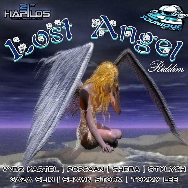 Lost Angel Riddim Cover