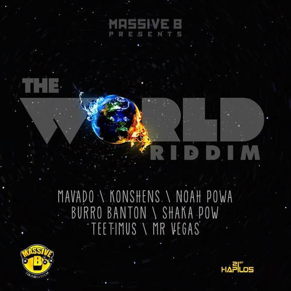 00 The World Riddim Cover 600x600 1