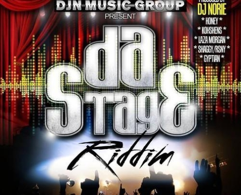 00 Da Stage Riddim Djn Music Group 1