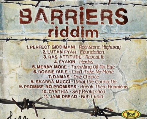 Barriers Riddim Giddimani Music 1024x1024 1