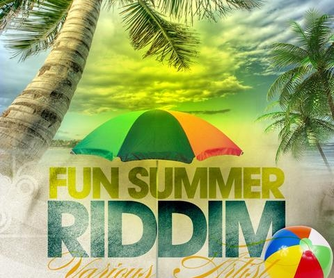 00 Fun Summer Riddim Cover