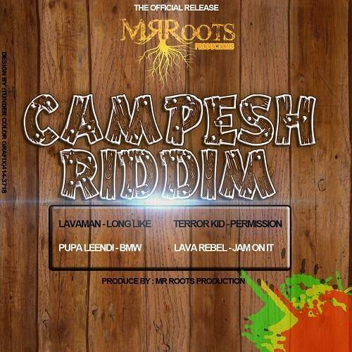 Campesh Riddim Front Cover