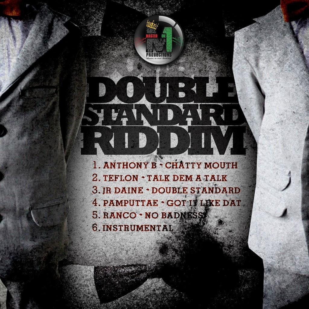 Double Standard Riddim Re Up2 1