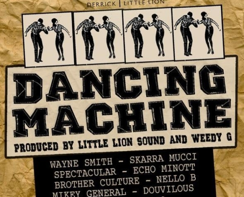 Dance Machine Riddim 1