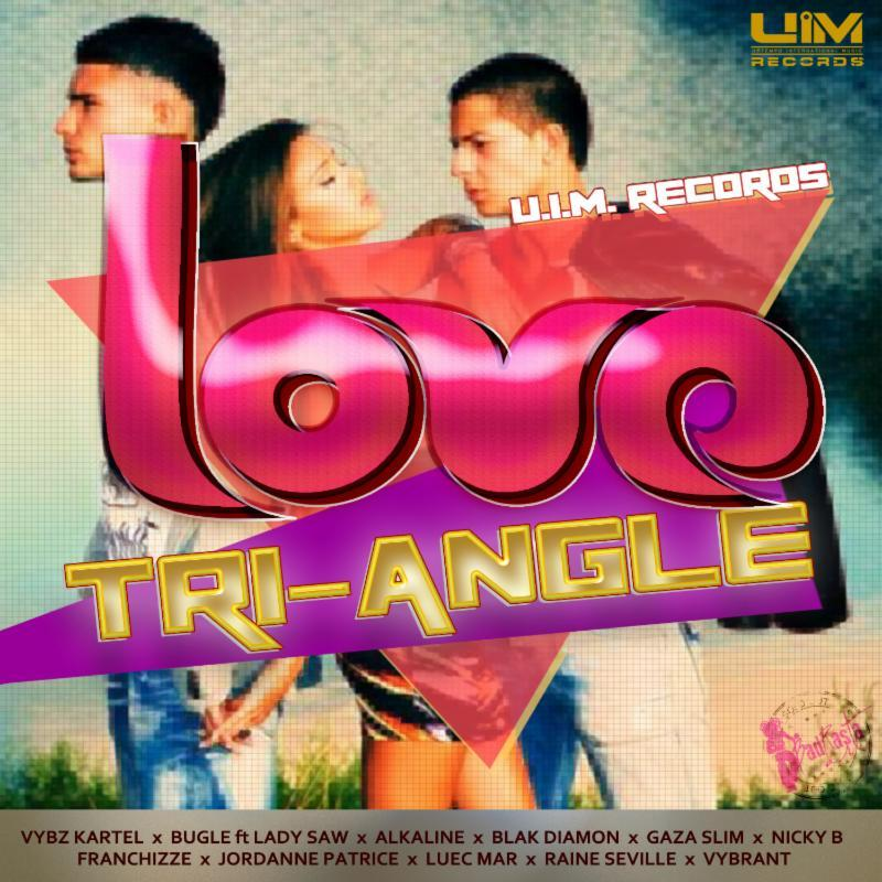 Love Tri Angle Riddim Uim Records 1