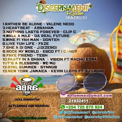 Discernment Riddim 1