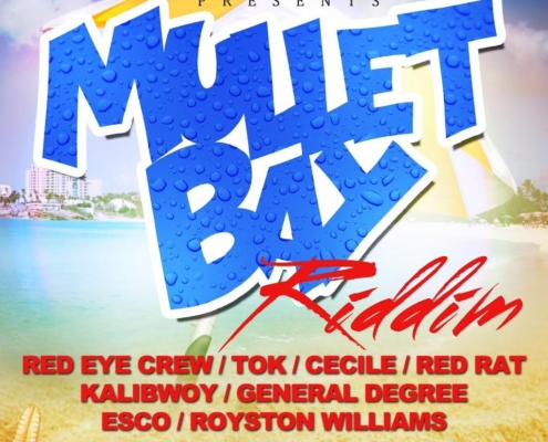 Mullet Bay Riddim Artwork