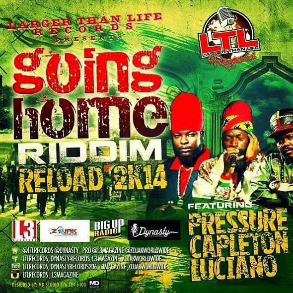Going Home Riddim