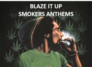 blaze it up smokers anthems collection (vol. 1-8)
