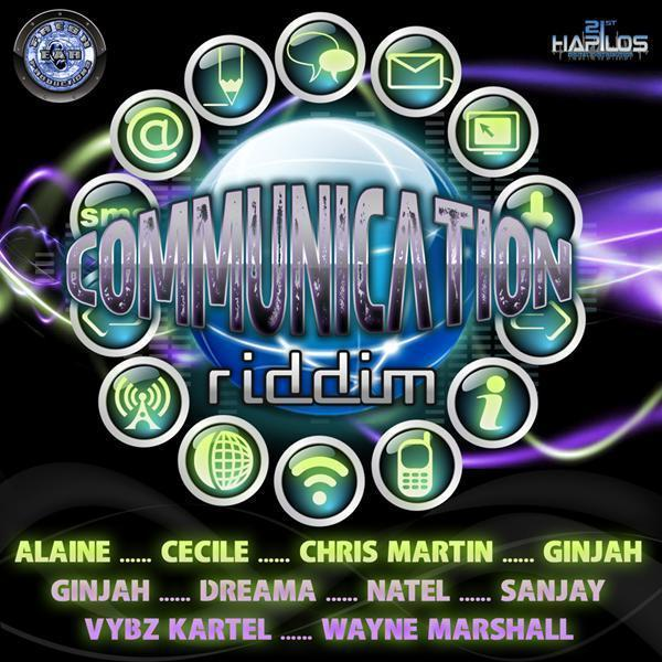 Communication Ridim Cover