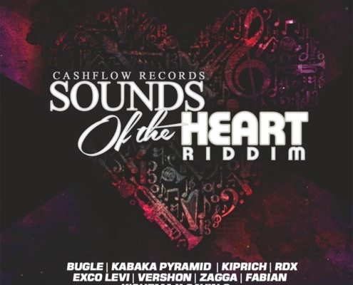Sounds Of The Heart Riddim Cashflow Records