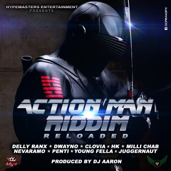 Action Man Riddim Reloaded