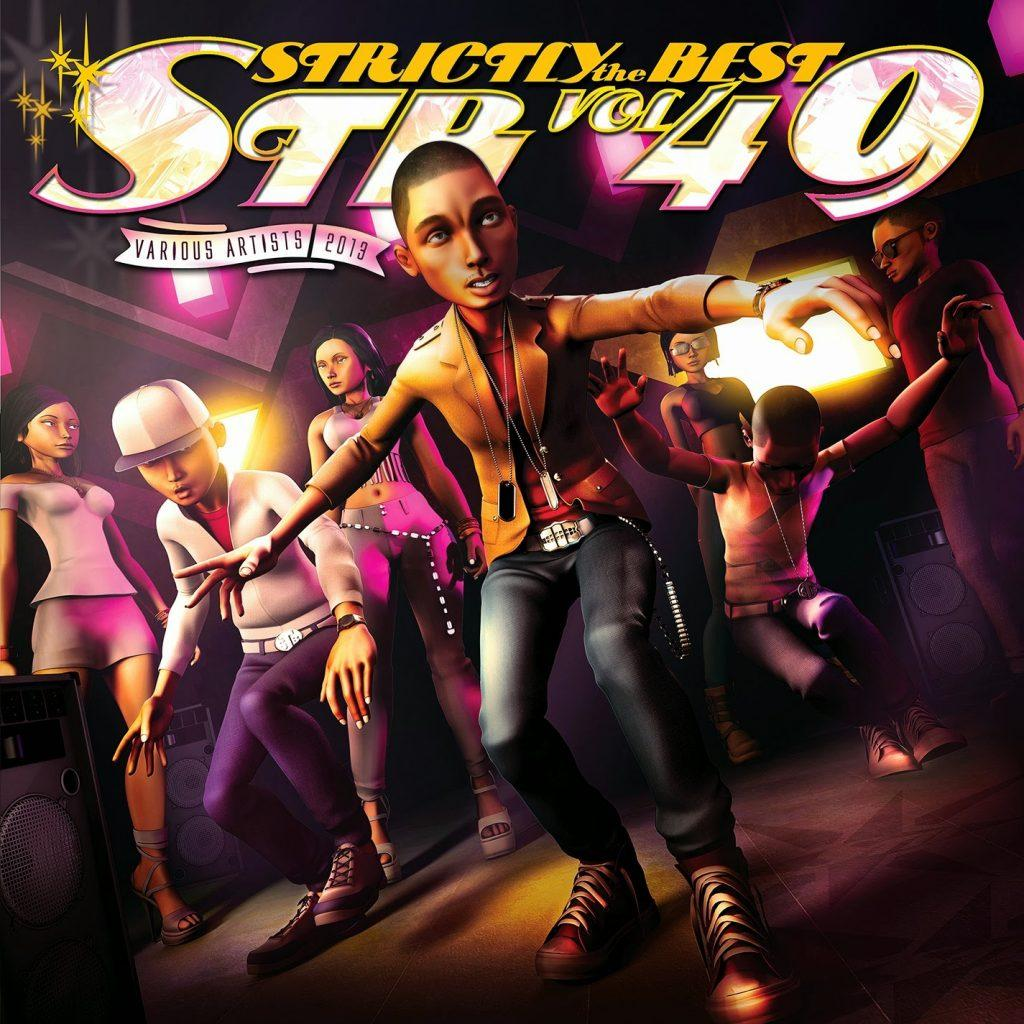 Strictly The Best Vol 49 Album Cover