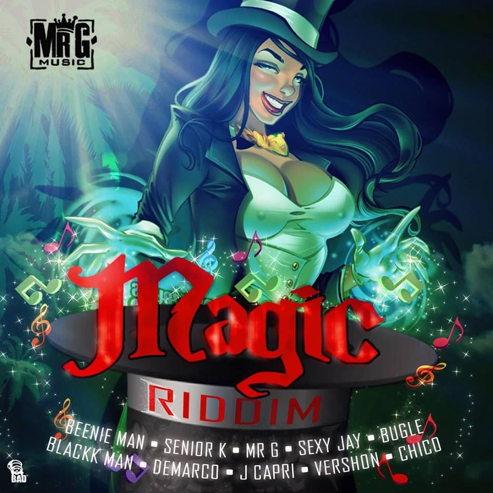 Magic Riddim 2015