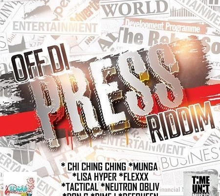 Off Di Press Riddim 2015
