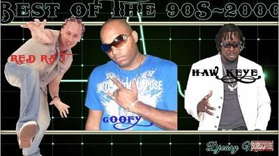 Red Rat Goofy And Hawkeye Mixtape