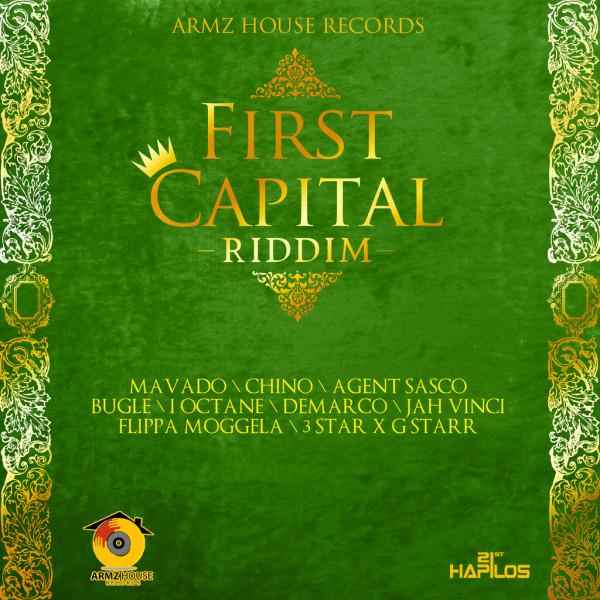 00 First Capital Riddim Cover 600x600