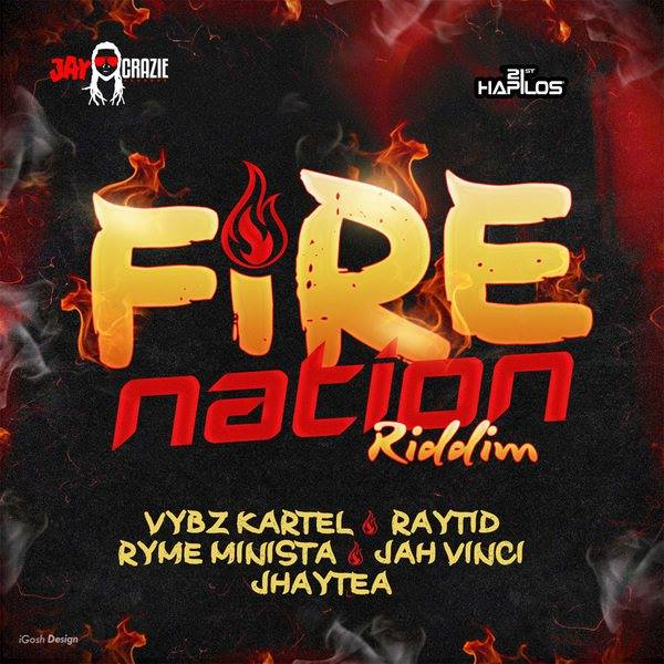 Fire Nation Riddim 18 12 2015