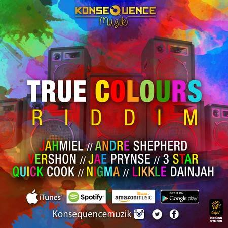 True Colours Riddim 2015