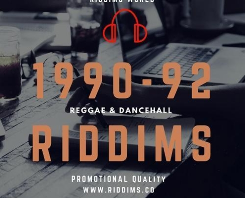 1990 1992 Reggae Dancehall Riddims