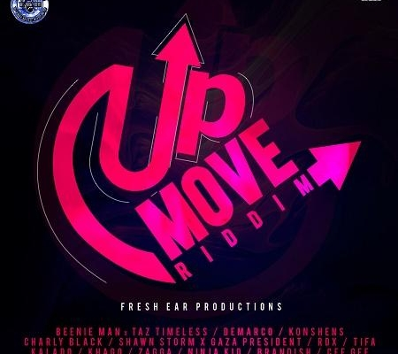 Up Move Riddim 2016 Dancehall