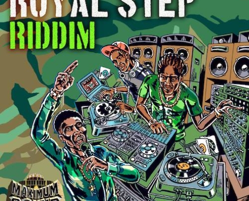 Royal Step Riddim Reggae 2016 Maximum Sound
