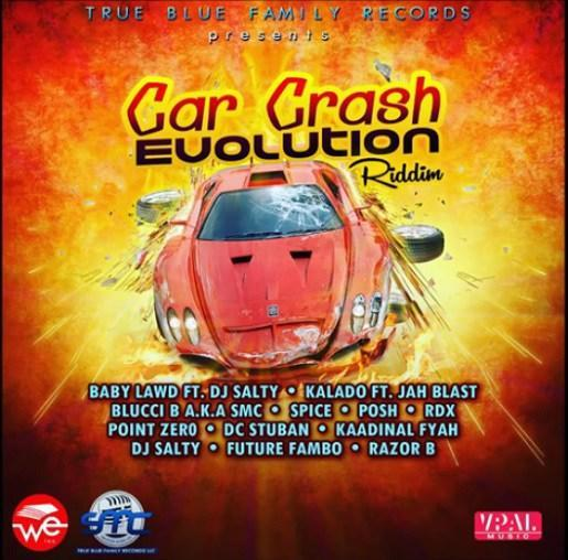 Car Crash Evolution Riddim 2016