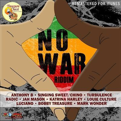 No War Riddim Remastered 2016