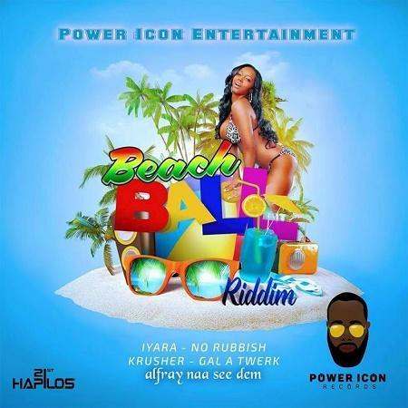 beach ball riddim – power icon records