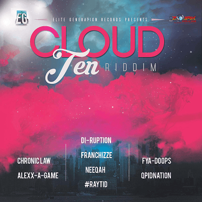 Cloud Ten Riddim 2016