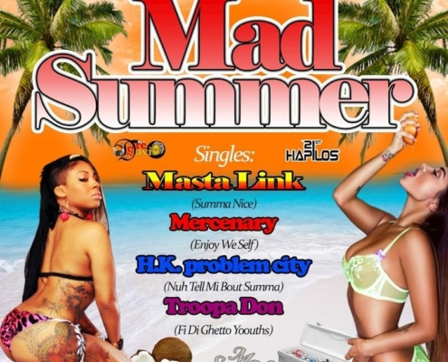 Mad Summer Riddim 2016
