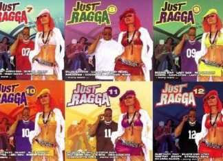 just ragga collection (vol. 1 – 14)