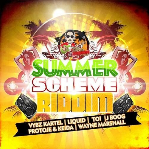 Summer Scheme Riddim Don Corleon