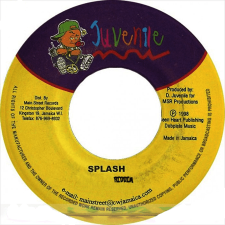 Splash Riddim 1998