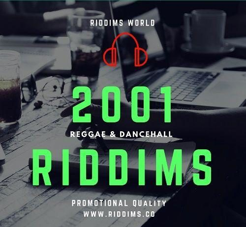 2001 riddims – reggae dancehall promo pack