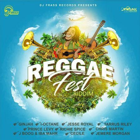 reggae fest riddim – dj frass records