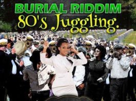 burial riddim 80s juggling – tads roots band – tad's records