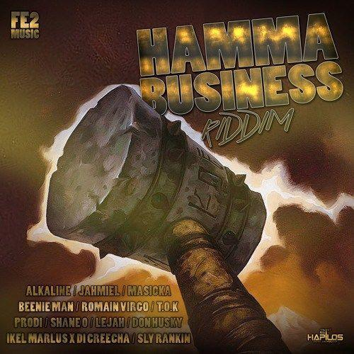 Hamma Business Riddim 2017