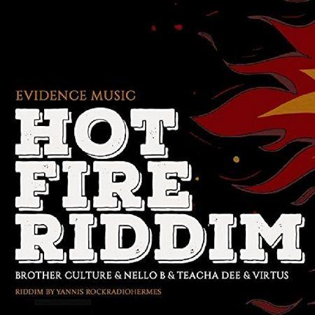 Hot Fire Riddim 2017