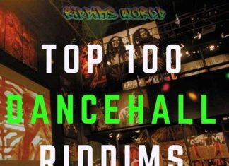 top 100 best ever dancehall riddims of all time vol1