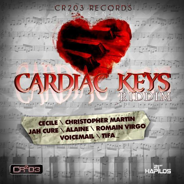 00 Cardiac Keys Riddim Cover 600x600