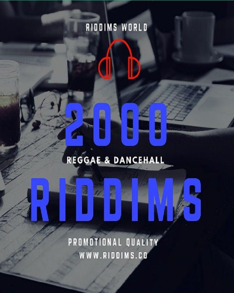 2000 Riddims Reggae Dancehall