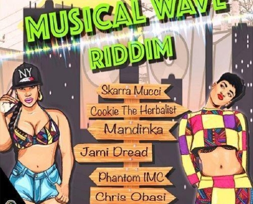 Musical Wave Riddim 2017