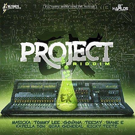 Project Ex Riddim V2