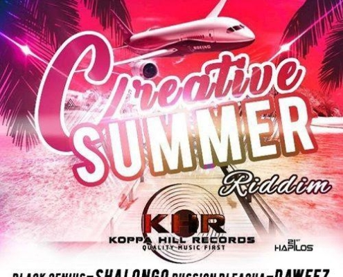 Creative Summer Riddim 2017